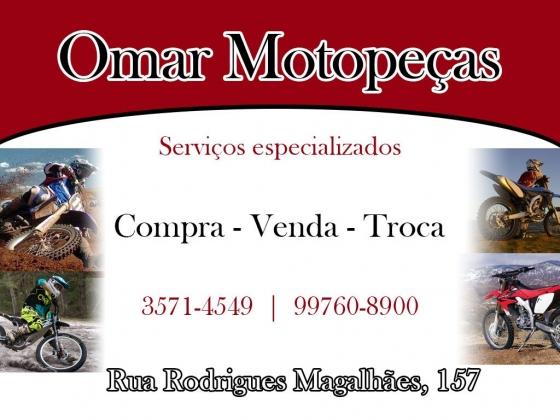 Omar Motopeças - Serviços Especializados