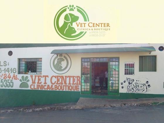 Vet Center - Clínica & Boutique