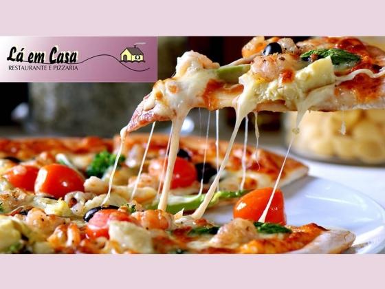 Restaurante e Pizzaria Lá em Casa